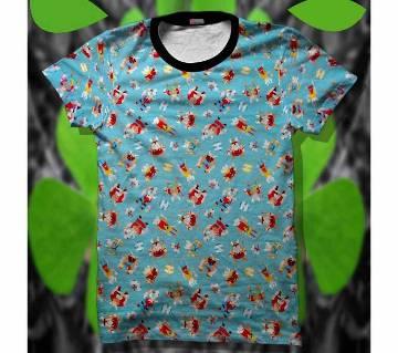 Menz Half Sleeve Cotton T Shirts