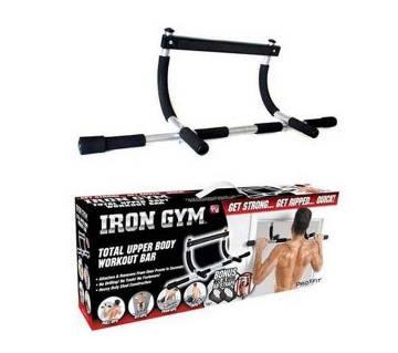 Iron Gym Multi Function Doorway Workout Bar
