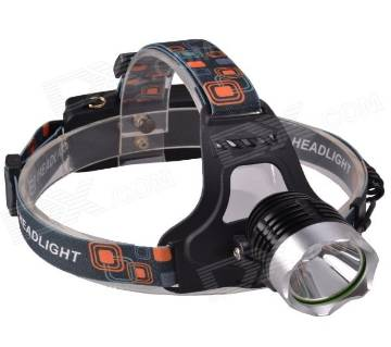 Ultra Bright LED Head Light with ZOOM