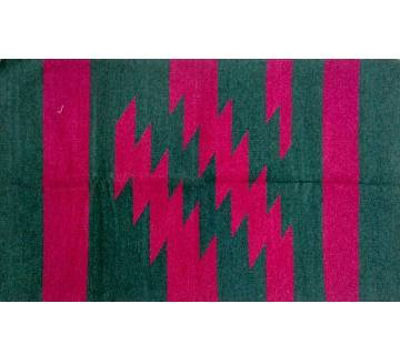 Handloom shotorony floor mat