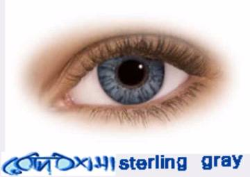 Freshlook Sterling Gray Contact Lens