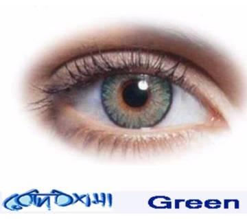 Freshlook Green Contact Lens