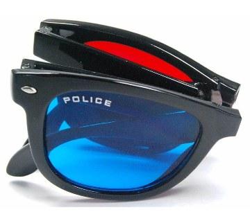 Police 3D ফোন্ডিং সানগ্লাস