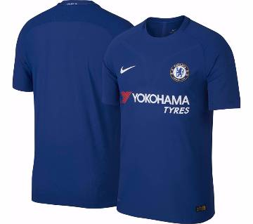 2017/18 Chelsea Home Jersey Half Sleeve Club Jersey