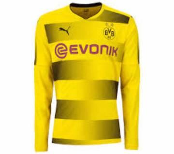 2017-18 Borussia Dortmund home full  clu