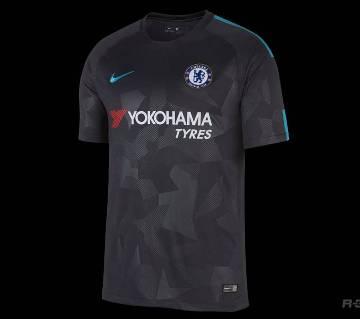 2017/18 Chelsea third club half jersey