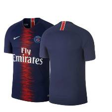 2018-19 Paris Home Half Sleeve Jersey (Copy)