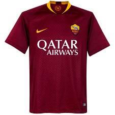 2018-19 A.S. Roma Half Sleeve Jersey (Copy)
