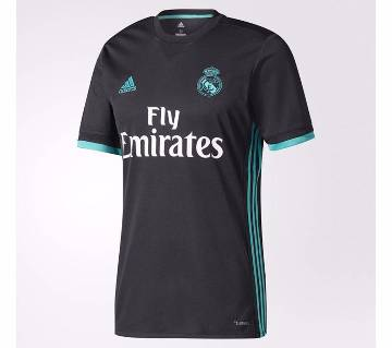 2017-18 Real Madrid Away Club Jersey