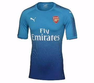 2017-18 Arsenal away Jersey