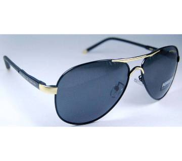 mercedes benz Black Golden Polarized sunglasses - Copy