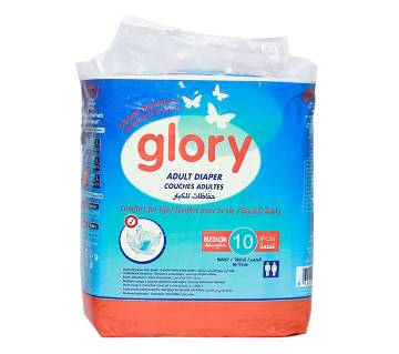 Glory adult diaper - 10 Pcs