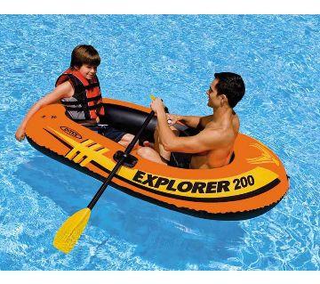 Intex Explorer 200 বোট