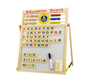 Multifunctional magnetic drawing board