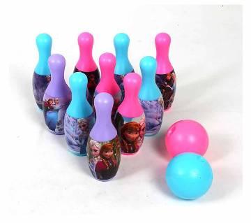 Frozen Funny Bowling