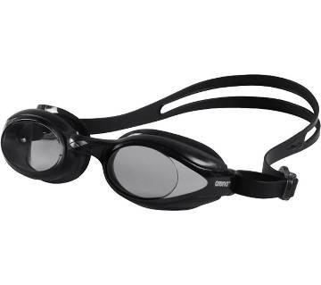 Swimming black goggles
