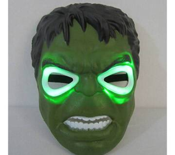 Led Hulk Mask