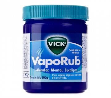 VICKS VAPORUB 100Gm