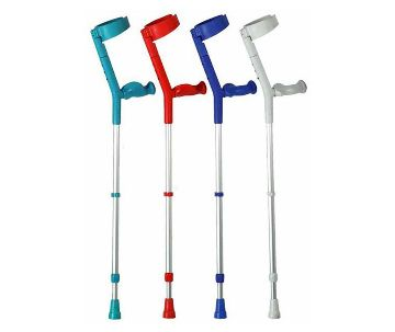 Crutches With Comfy Handle - Pair