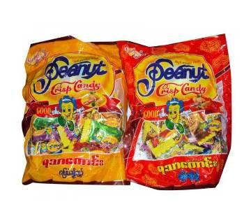 Peanut Crisp Candy-2pack (Myanmar)