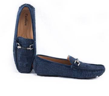 Mens leather loafer