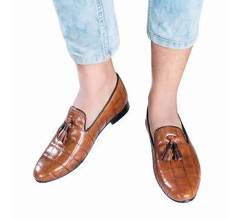 Gents Leather Tassel Loafer