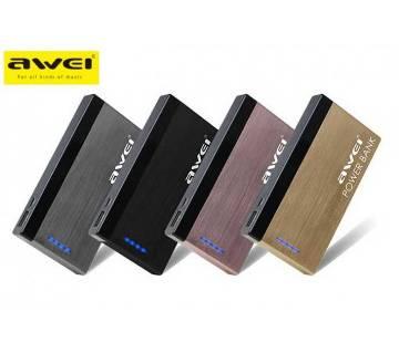 Awei P95K 10000mah Polymer Power bank- 1 pc