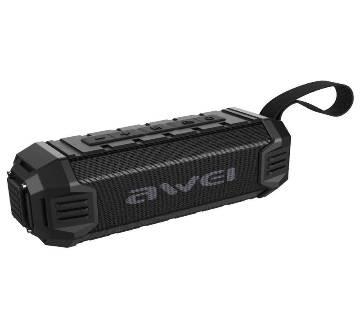 Awei Y280 Outdoor IPX4 Waterproof Wireless Bluetooth Speakers With Power Bank