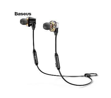 Baseus Encok S10 Wireless Bluetooth Earphone Dual Dynamic Stereo Headphone