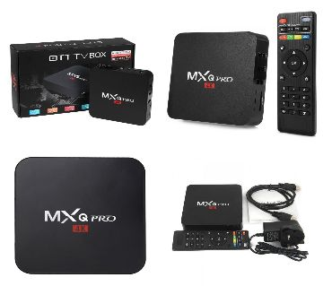 MXQ PRO 4K Android Smart TV Box 2GB 16GB