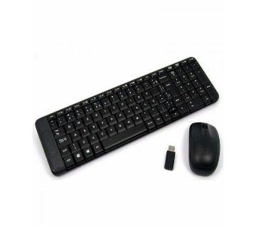 Logitech MK220 Combo Wireless Keyboard and Mouse