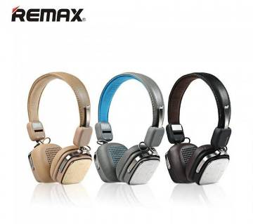 REMAX Bluetooth Stereo Headphones with Mic- 1 pc
