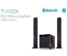 F&D 2:1 BLUETOOTH TOWER Speaker T400X