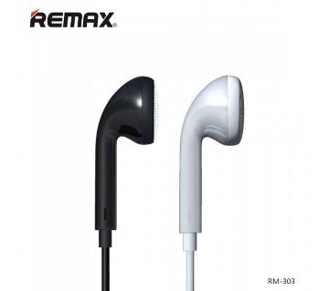 REMAX RM-303 EAR PHONE- 1 pc