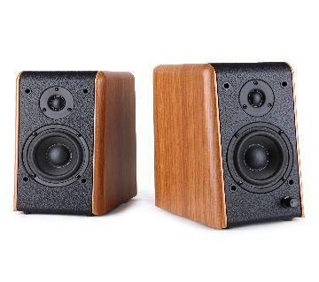 B77 BT Microlab 2:0 Stereo Bookshelf Speaker With Bluetooth