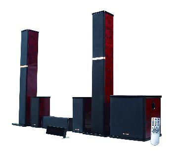 H600 Microlab 5:1 Hometheatre Sound System