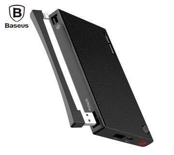 Baseus Esazi Series 20000mAh Digital Display QC3.0 Power Bank Dual USB Micro USB Type-C