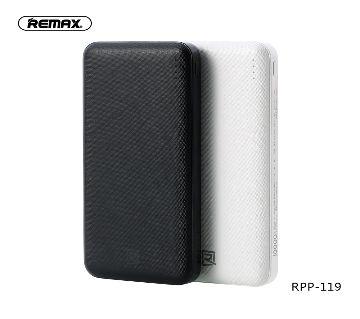 Remax RPP-119 Jane Series 10000 mAh Fast Charging Power Bank