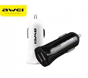 Awei C-300 Dual-Output USB Car Charger