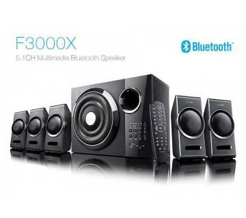 F&D 5:1 F3000X Bluetooth Speaker