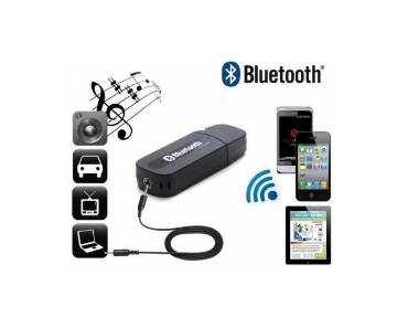 BT 163 Bluetooth Stereo Adapter Audio Receiver