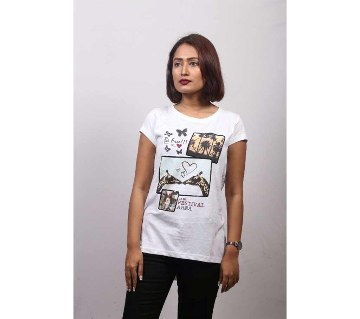 Exclusive ladies T-SHIRT