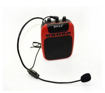 Portable Microphone/Speaker