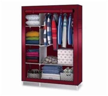 Storage wardrobe cloth organizer