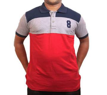 GENTS SHORT SLEEVE POLO SHIRT