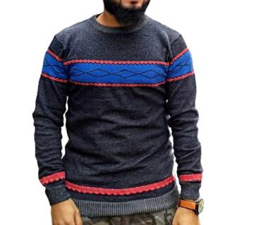 GENTS FULL SLEEVE WINTER SWEATER