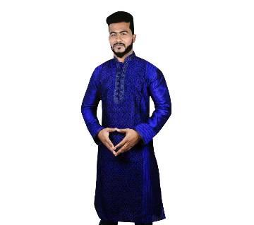 INDIAN MENS LONG CHIKEN PANJABI