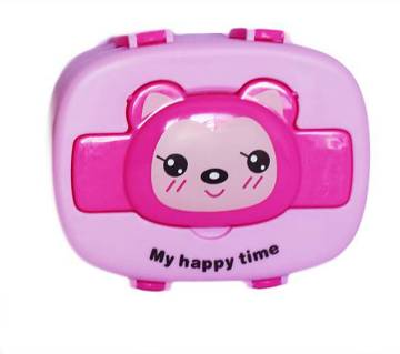 Happy Time Tiffin Box