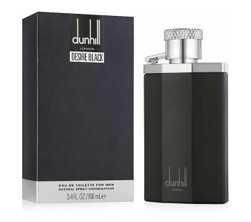 DUNHILL LONDON BLACK MEN 100ML import from dubai