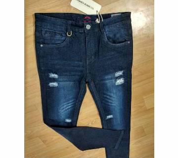 Gents Scratched Jeans Pant